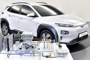 增加冬季續航 現代汽車集團發布最新熱泵技術