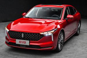 豐富產品選擇 第三代奔騰B70有望推出2.0T車型