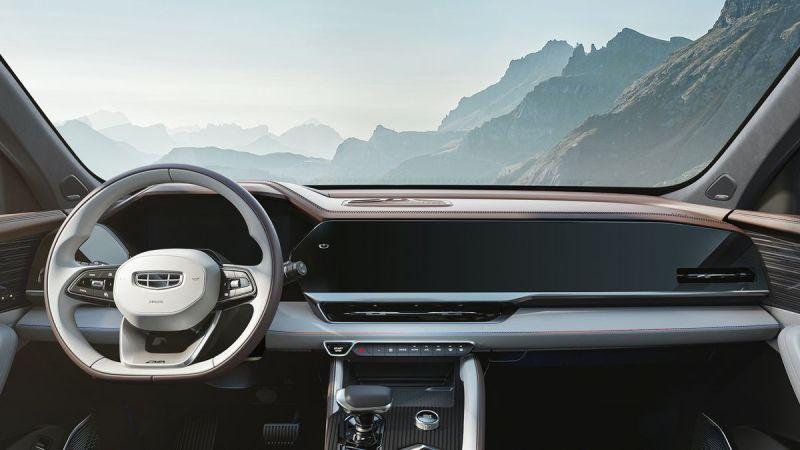 搭载沃尔沃同款2.0T发动机,吉利星越L动力系统曝光-第3张图片-汽车笔记网